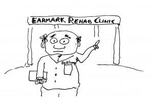earmark rehab